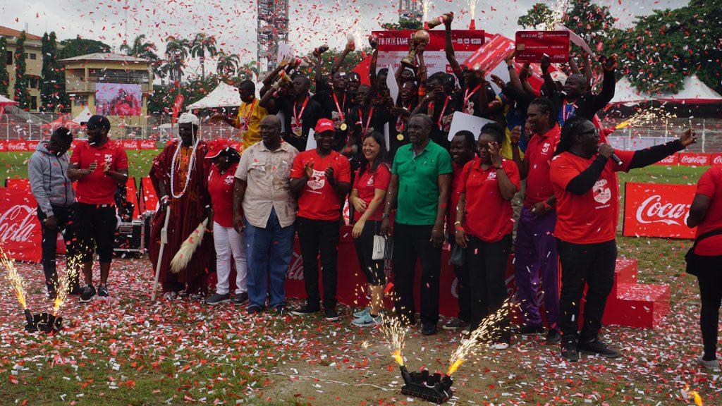 Osun state wins 2017 copa coca cola u 15 championship asentv - Coca cola championship table ...