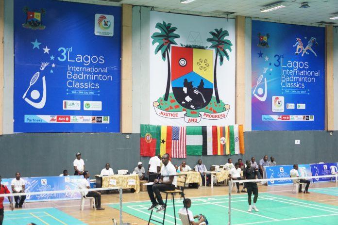 3rd Lagos International Badminton Classic