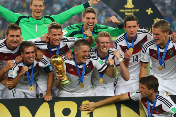 Germany 2014 FIFA World Cup winning squad