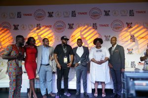 panelist at the Africa Music  Award