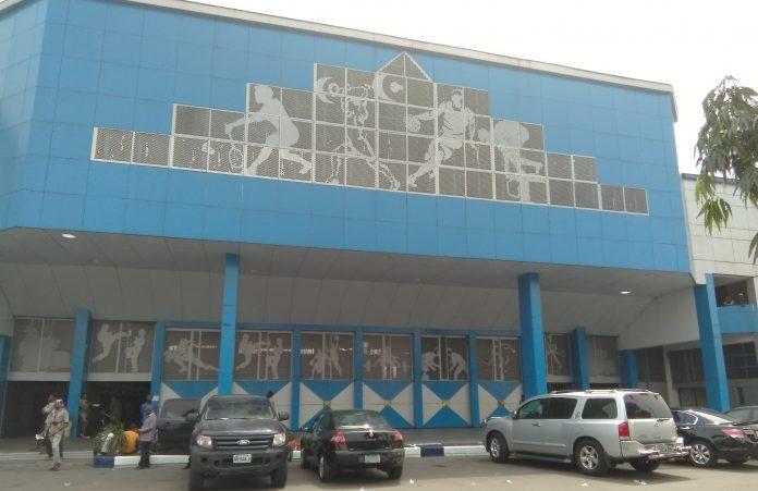Building Diete Spiff Sports complex
