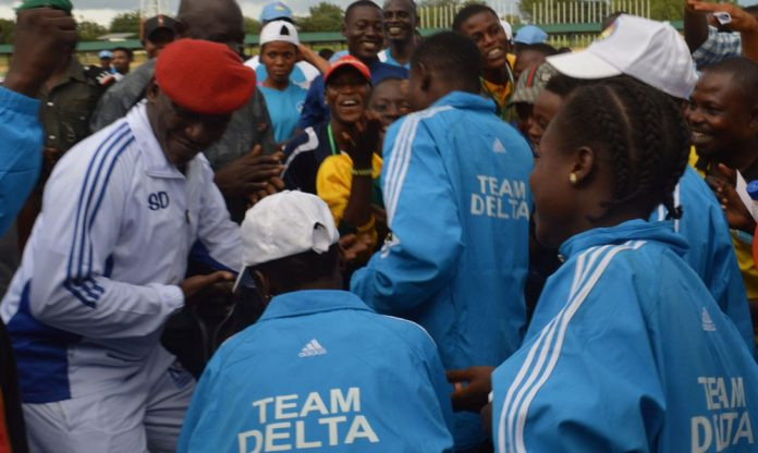 Dalung and Team Delta