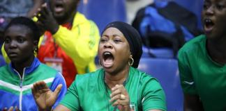 Nigerian Female Coach