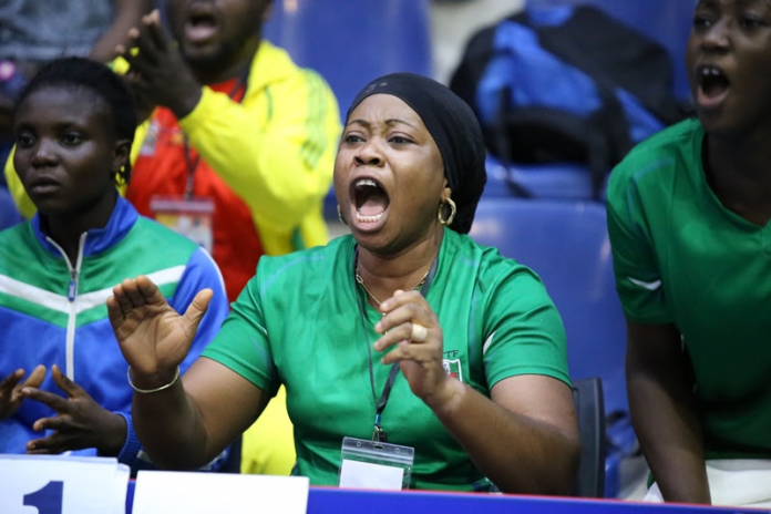 Nigerian Female Coach