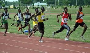 AFN Atlethes running