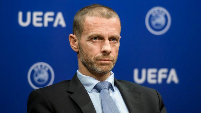 UEFA President