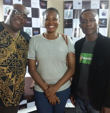 Dan Foster, Doris Omonigho Adebayo and Obinna Ogbonnaya